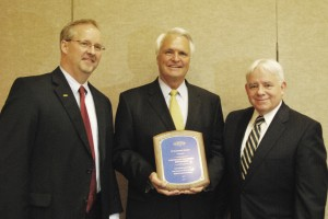 Tennessee Lieutenant Governor Ron Ramsey, UI Integrity Award Recipient