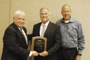 Richard A. Hobbie, J. Eldred Hill Award Recipient